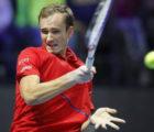 Подарок от Медведева. Даниил – в четвертьфинале в Санкт-Петербурге