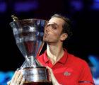 Такой Медведев – бесподобен. Россиянин выиграл турнир в Санкт-Петербурге