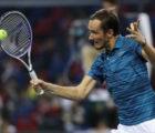 Медведев отправился за новым «Мастерсом». Даниил выиграл первый матч в Шанхае