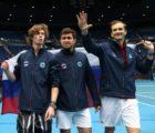 Медведев, Рублев и Карацев вышли в четвертьфинал Australian Open