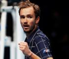 Медведев обыграл Шварцмана и принёс России победу над Аргентиной на ATP Cup
