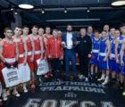 В Петербурге завершилась международная матчевая встреча по боксу среди юниоров!