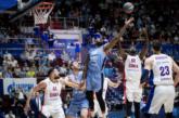 Баскетбольный «Зенит» обыграл ЦСКА в полуфинальной серии плей-офф Единой лиги ВТБ