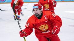 Сборная России по хоккею сенсационно стартовала на ЮЧМ-2021