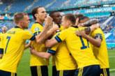 Евро-2020: Сборная Швециисыграет с командойПольшив Санкт-Петербурге