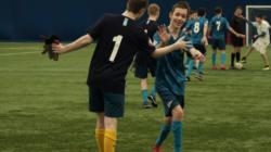Первый чемпионат и первенство СПб для футболистов с церебральным параличом прошли на полях Академии «Зенита»