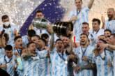 Сборная Аргентины выиграла Кубок Америки. Исторический финал: «Аргентина» – «Бразилия»