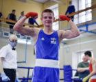 Петербуржец Егор Жоржин стал победителем первенства России по боксу среди юниоров