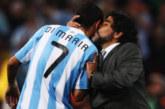 «Мы поднимаем кубок к небу вместе с вами, Диего!» Как аргентинцы празднуют победу в Кубке Америки