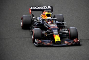 Ферстаппен: Red Bull надо отыграть у Mercedes одну-две десятые