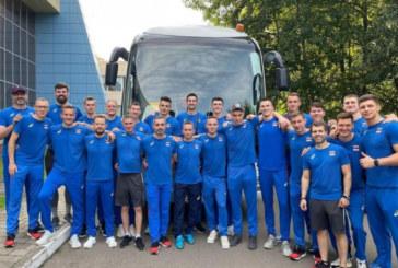 Четыре игрока петербургского волейбольного «Зенита» отправились на чемпионат Европы