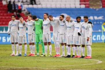 10 игроков «Зенита» вошли в список лучших игроков сезона 2020/2021