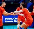 Сборная России по волейболу победила Испанию на Чемпионате Европы