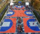 ПСБ откроет региональные центры уличного баскетбола в Чебоксарах, Тюмени и Волгограде